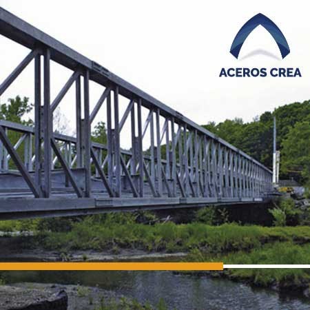 Puente de acero
