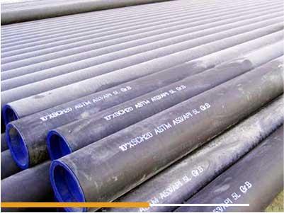 Perfiles de acero ASTM A-53