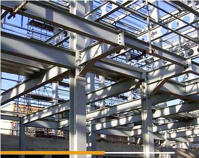 Estructuras Entramadas de acero