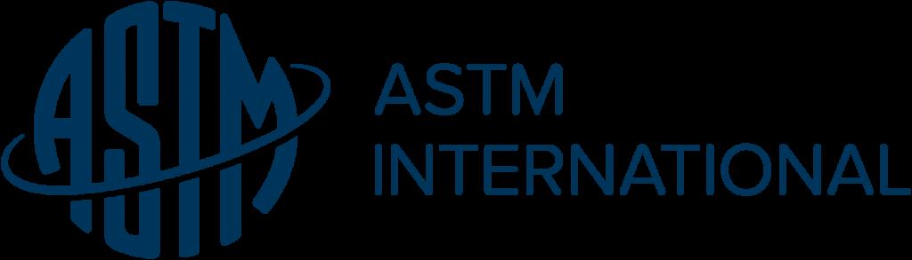Logo de la ASTM International