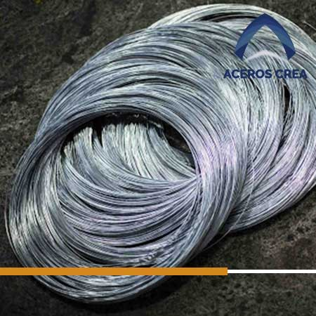 Rollo de alambre de acero