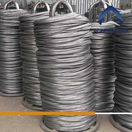 Rollos de alambre recocido