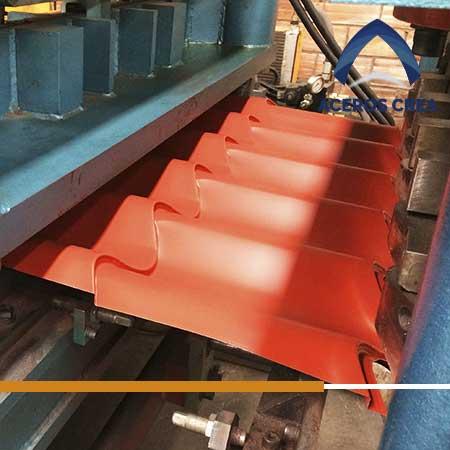 Porceso de fabricación de la galvateja