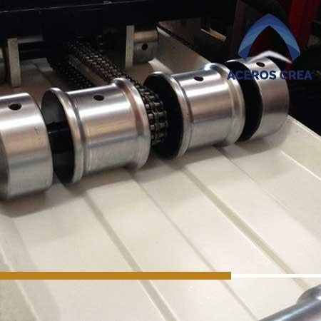 Fabricación de lámina KR18