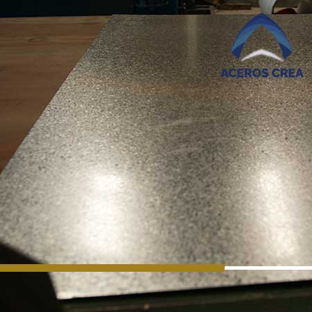 Lámina de acero Zintro Alum