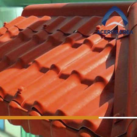 Ultrateja de PVC