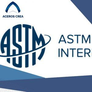 La norma ASTM regula la producción de elementos de acero y avala su uso en obras de difrente tamaño. Contamos con envíos de materiales a todo el país.